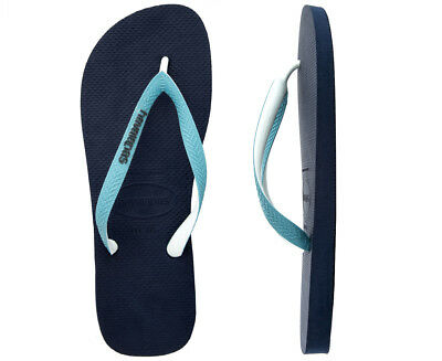 Havaianas Top Mix Thongs - Navy Blue/Mineral