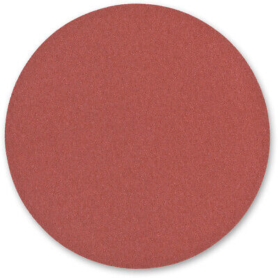 Hermes Abrasive Disc Self Adhesive - 125mm 80 Grit (Pkt 10)