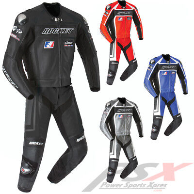 Joe Rocket Speedmaster 5.0 2PC Motorcycle Street Suit 2017