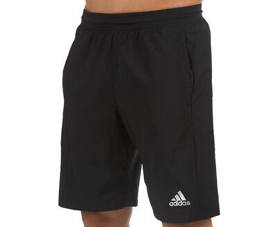 Adidas Men's D2M Woven Short - Black