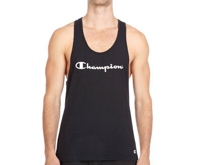 Champion Men's Champion Racerback Tank - Black