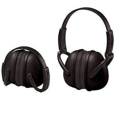 24 Pack - ERB Safety 14241 Ear Muffs 239* Foldable Black NEW Just IN !!