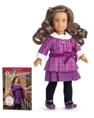 Rebecca 2014 Mini Doll by American Girl Editors 9781609585396 (Toy, 2014)