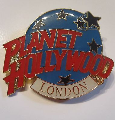 PLANET HOLLYWOOD LONDON ENGLAND pin