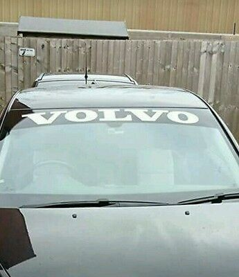 Volvo sun strip