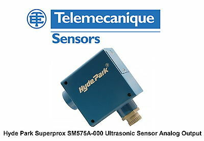 Hyde Park Superprox Ultrasonic Sensor  SM575A-000 Analog O/P new