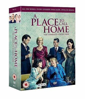A PLACE TO CALL HOME Series 1-6 SEALED/NEW Complete Season 5036193035104 5 4 2 3