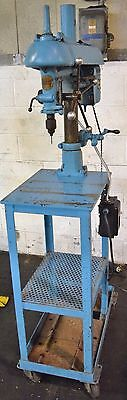 "Buffalo #16 17"" 2-Spindle Drill Machine"
