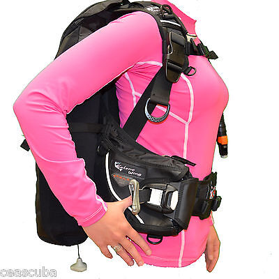 Brand NEW in the Bag TUSA SELENE WING WOMENS BCD, Small