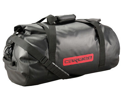 Caribee 50L Expedition Wet Roll Bag - Black