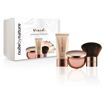 Nude by Nature Vivid Illuminate Collection