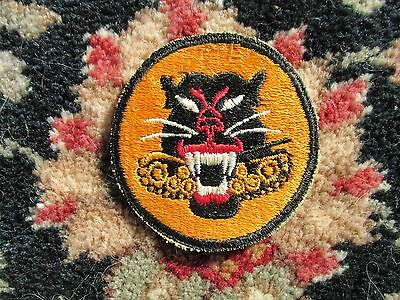 US Army Tank Destroyer PATCH 8 wheel type Fully embroidered cut edge no glow
