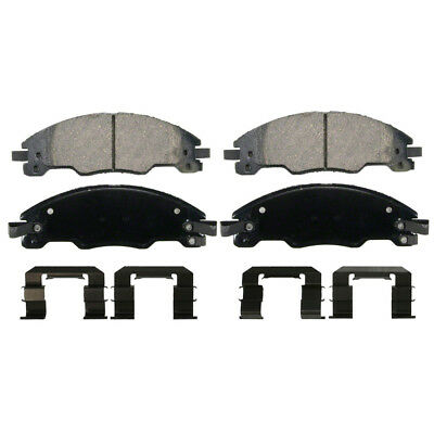 Disc Brake Pad Set-QuickStop Disc Brake Pad Rear Wagner ZD1451