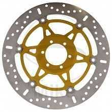 EBC MD633X Brake Disc INOX X-Disc Ducati 900 SS Super Sport Carenata 91-98
