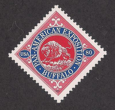 PAN-AMERICAN EXPOSITION 100th ANNIVERSARY 1901-2001 BUFFALO - U.S. POSTAGE STAMP