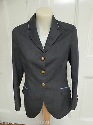 Ascot Outfitters- Turnout Riding Jacket-Handpicked-Childs Size 12