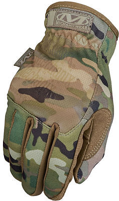 Mechanix Wear FAST FIT Gloves MULTICAM MEDIUM (9)