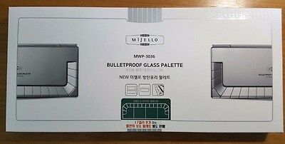 Mijello Bulletproof Glass Palette for Watercolor 36 Colors MWP-3036 Korea Made