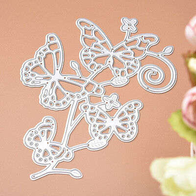Metal Cutting Dies Stencil DIY Scrapbooking Album Paper Card Embossing Crafts