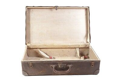 beautiful old suitcase Travel cases old vintage