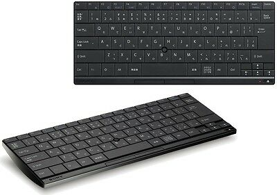 Sony PS3 Official Bluetooth Keyboard 100% Genuine in Retail Packaging