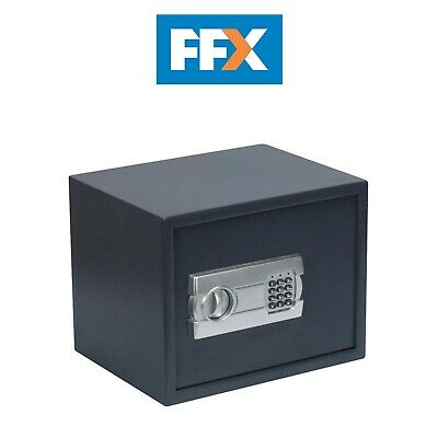 Sealey SECS02 Electronic Combination Security Safe 380 x 300 x 300mm
