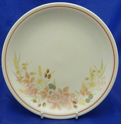"A Boots 'hedge Rose' 8 5/8"" Salad Plate"