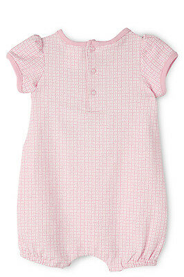 NEW Sprout Pear Romper Pink