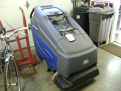 Commercial Windsor Voyager Carpet Scrubber & Extractor For Fix Up Or Parts