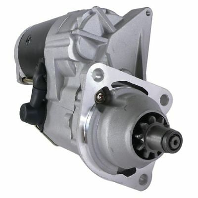 24 Volt STARTER FOR SAMSUNG 170 SE170 210 SE210 EXCAVATOR with Cummins 5.9 Eng