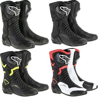 Alpinestars SMX-6 V2 Street Riding Motorcycle Boots All Sizes & Colors