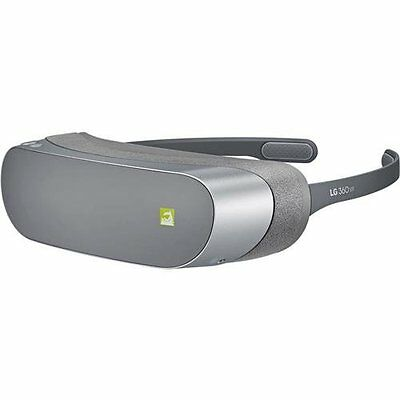 New OEM LG 360 Degree VR Virtual Reality Headset HMD Tethered with Mobile Device