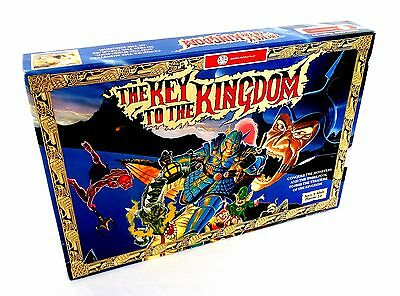 The Key to the Kingdom Fantasy Board Game (1991) Waddingtons / Crown & Andrews