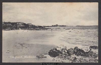 The beach, Mordialloc