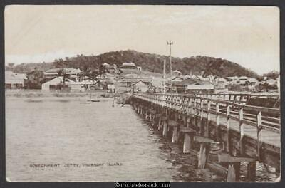Thursday Island: Government Jetty