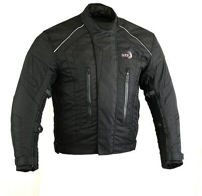 Sonic Motorbike Motorcycle Jacket Waterproof with Armours