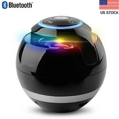 Portable Super Bass Mini Bluetooth Wireless Speaker For SmartPhone Tablet PC US