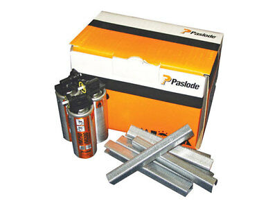 Paslode 922630 35mm Galv Staple Fuel Pack x 2100 and 3 Fuel Cells