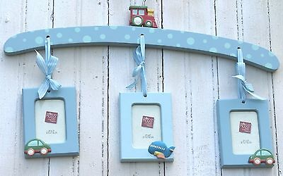 Baby Boy Russ Hanger Photo Frames FREE SHIPPING!