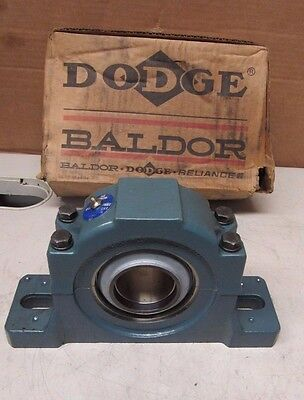 Dodge Baldor P2B-513-Isaf-203Le Spherical Pillow Block Bearing 070087 2-3/16""