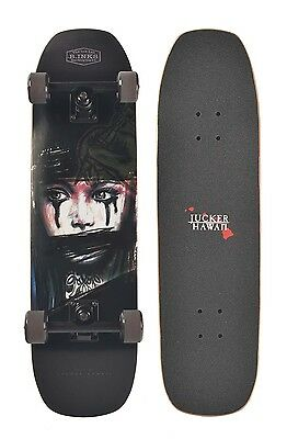 JUCKER HAWAII Skateboard Cruiser B.INKS