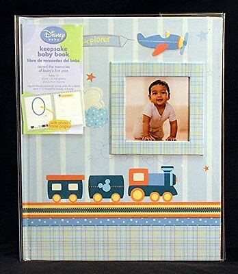 Disney Keepsake Baby Book with Photo Frame Pages
