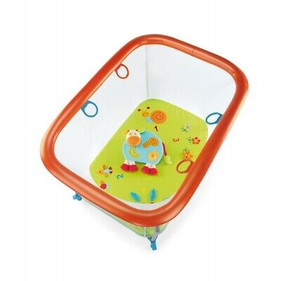BREVI box soft & play green farm 115