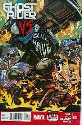 Ghost Rider (Vol 5) All-New #  10 Near Mint (NM) Marvel Comics MODERN AGE