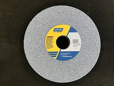 Norton 66252940522  7X1/2X1-1/4  5SG46GVSP Grinding Wheel New