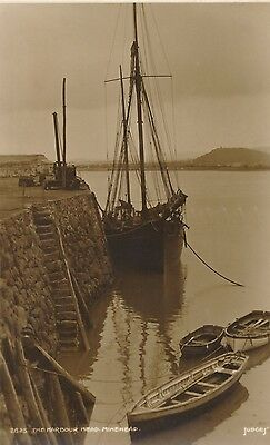 POSTCARD   MINEHEAD  The  Harbour