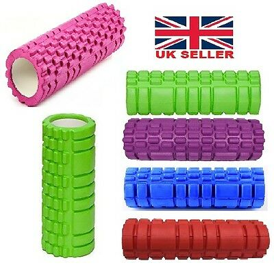 Foam Roller for Deep Tissue Muscle Massage - Trigger Point Therapy