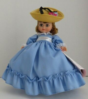 "1987 Madame Alexander 7"" Betty Blue 420 Doll                    (Inv11179)"