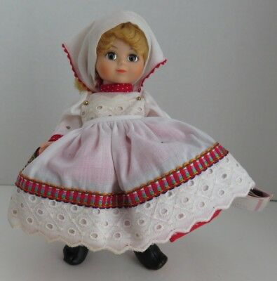 "1990 Madame Alexander 7"" Russia Doll               (Inv11188)"