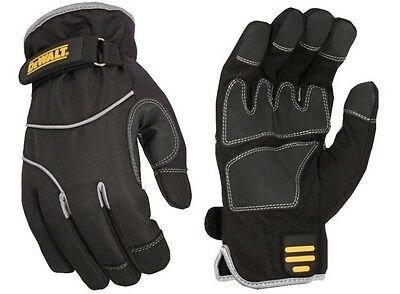 DeWalt Work Gloves DPG748 XL Wind and Water Resistant Cold Weather Winter